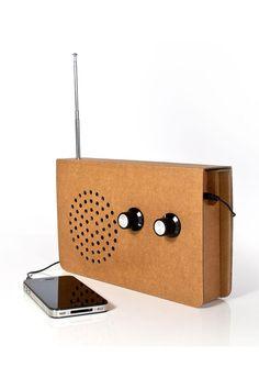 Radio Card Classic