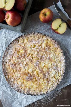 Toskanischer Apfelkuchen