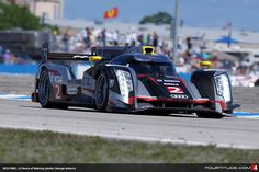 Audi R18 TDI at 2012 12 Hours of Sebring. Photo by Fourtitude.com
