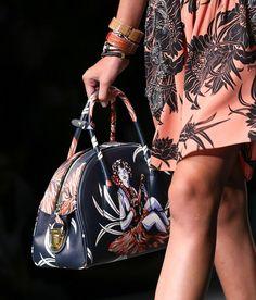Prada Spring '14 Men's and Women's Catwalk , Milan Fashion Week
