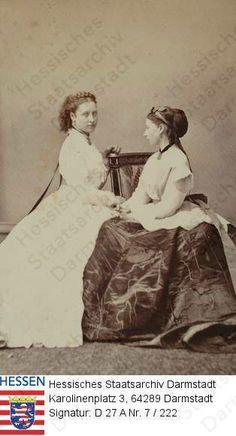 Alice and Helena