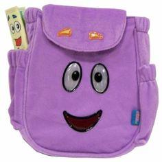 Amazon.com : Dora the Explorer Backpack Rescue Bag, Purple : Childrens School Backpacks : Toys & Games