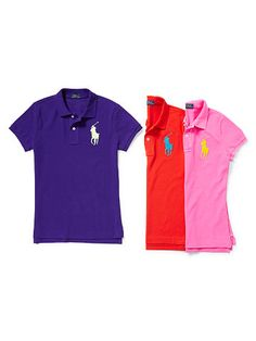 Skinny-Fit Polo Shirt Gift Set - Polo Ralph Lauren Polo Shirts - RalphLauren .