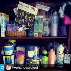 Raising funds for Two Hands Project in Australia! #reuse