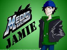 Megas XLR Jamie