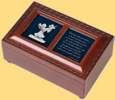 'Little Children' Memorial Music Box ** Click image to review more details.