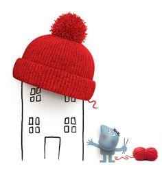 illustration MH bonnet maison.jpg - MH | Virginie