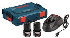Bosch SKC120-202L 12-Volt Max Lithium-Ion Starter Kit with 2 Batteries, Charger and L-BOXX-1  http://www.handtoolskit.com/bosch-skc120-202l-12-volt-max-lithium-ion-starter-kit-with-2-batteries-charger-and-l-boxx-1/