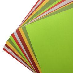 Christmas Joy Solid Cardstock Paper