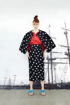 Tsumori Chisato, Look #12