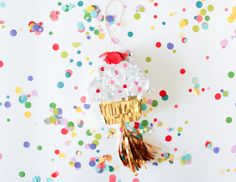 Mini Pinatas by Carissa Wiley for We R Memory Keepers Diy Party, Party Ideas, We R Memory Keepers, Mini Cupcakes, Finals, Sprinkles, Create, Projects, Blog