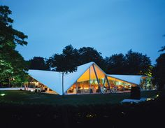 Zaha Hadid's Serpentine Gallery Pavilion set the bar for what followed, says Julia Peyton-Jones.