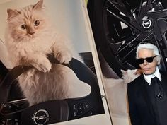 Expositie: 'Corsa Karl and Choupette' - Lifestyle NWS
