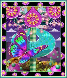 Butterfly by eccoarts.deviantart.com