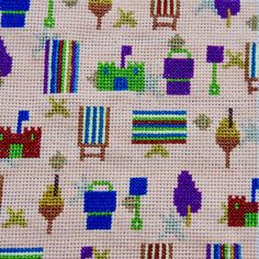 Cross Stitch Kits, Beach, Seaside