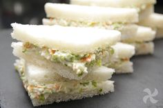 Mini sandwiches express de cangrejo - https://www.thermorecetas.com/bocadillitos-express-cangrejo/