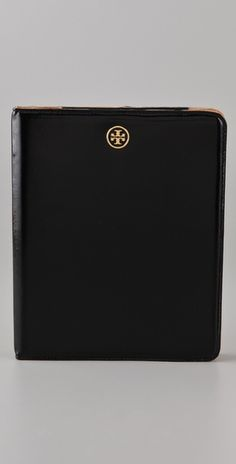Adorable Tory Burch iPad Case (and I want an iPad, too!) $225