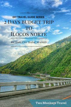 DIY Travel Guide Series: 2 Days Budget Trip to Ilocos Norte