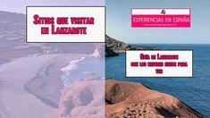 Hoya vamos a conocer los mejores sitios y lugares que ver en Lanzarote una isla volcánica del archipiélago de las Islas Canarias que merece una buena visita por la cantidad de sitios que tiene que te dejarán impresionado. Ven con nosotros a conocerlos. Canario, Desktop Screenshot, Canary Islands, Volcanoes, Lanzarote