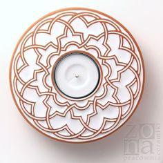 lampion+biały+z+geometrycznym+ornamentem+w+pracowniazona+na+DaWanda.com