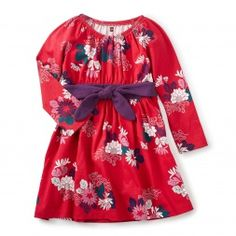 Kata Obi Dress | Tea Collection