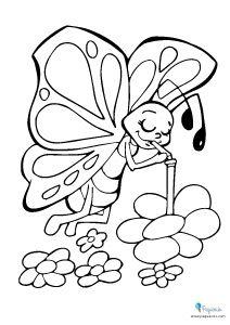 100 Dibujos Para Colorear Mas De 100 Dibujos Para Colorear Divididos Por Temas Di Mariposas Para Colorear Dibujos Para Colorear Dibujos Para Colorear Paisajes