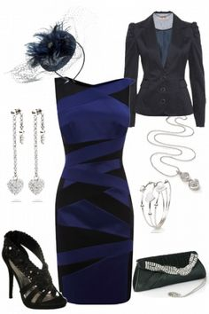 Get the glam London look! <3 styled by Trish on Fantasy Shopper