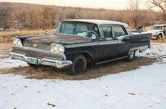 Ford : Fairlane galaxie 500 1959 Ford Fairlane gal - http://www.legendaryfinds.com/ford-fairlane-galaxie-500-1959-ford-fairlane-gal/