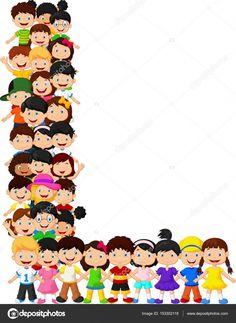 Ilustração vetorial do alfabeto L das crianças pequenas Manners For Kids, Street Stock, Industrial Photography, Stock Foto, Pediatrics, Photo Editing, Royalty Free Stock Photos, Lettering, Math