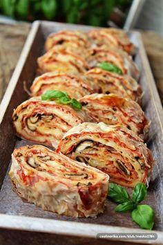 Pizza rolat — Coolinarika