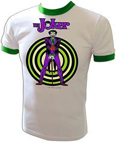 DC+Comics+Retro+Shirt Products : Legion of Doom JOKER Vintage 1976 D.C. Comics Batman Robin cartoon Hall of Justice League t-shirt