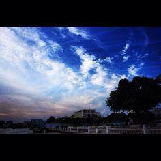 Clouds, Celestial, Sunset, Travel, Outdoor, Outdoors, Viajes, Destinations, Sunsets