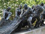 Monumento al trabajo, Vigo, Galcia, Spain - Ramón Conde Ramones, Places To Travel, Celtic, Garden Sculpture, Outdoor Decor, Art, Sculptures, Statues, Count