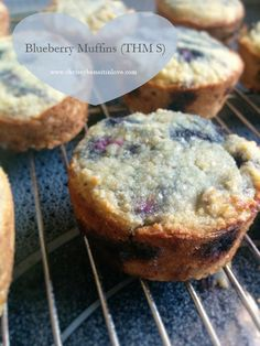 These simple muffins are great as the flour base is gluten free, low carb, THM legal, dairy free (when you use coconut oil instead of butter) and all components can be readily picked up from…