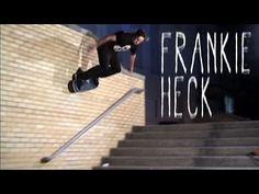 """Frankie Heck's """"Dream"""" Part Cuando una parte empieza con un pedazo flip como el de Frankie Heck, la tienes que ver sí o sí."""