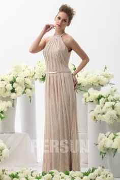 Persun Jewel Sash Open Back Champagne Lace Formal Evening Dress Evening Dresses Online, Formal Evening Dresses, Evening Gowns, Chic Dress, Dress P, Best Gowns, Bridesmaid Dresses, Wedding Dresses, Home Interior