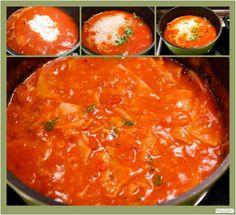 Lasagnesuppe