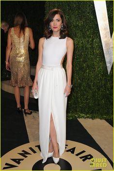 Rose Byrne - Vanity Fair Oscars Party 2013