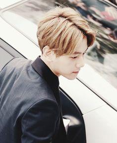 Manly Baekhyun #exo