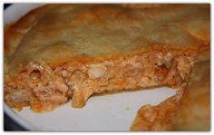 Cocinando a mis amores: Empanada de Salmón y Gambas