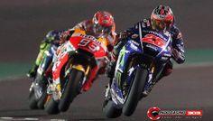 Salip Menyalip Vinales-Marquez Di Kualifikasi MotoGP Jerman