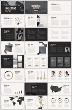 37 Best Project Proposal Template Images Editorial Design Page