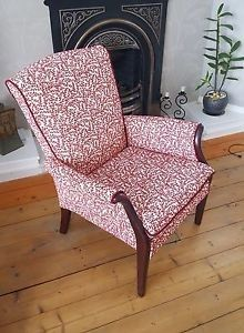 Home Image By Marney Womble Reupholstery Armchair Knoll Armchair