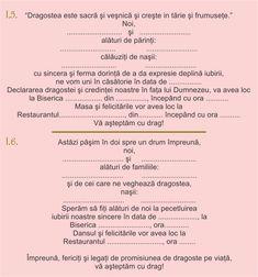 text modern invitatie Nasa, Modern, Weddings, Trendy Tree, Wedding, Marriage