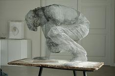 Wire Sculptures by Edoardo Tresoldi on www.inspiration-now.com