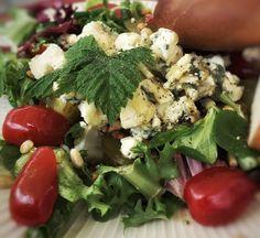 Peltola Blue salaatti
