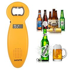 Beer Counting Tracker Bottle Opener