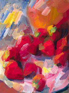 """Strawberries"" - Lena Levin"