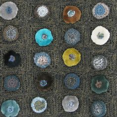 Sophie Digard crochet detail