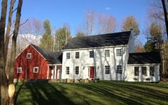 new england farmhouses | New England Farmhouse